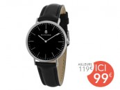 Montre Black Oak