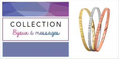 BIJOUX A MESSAGES